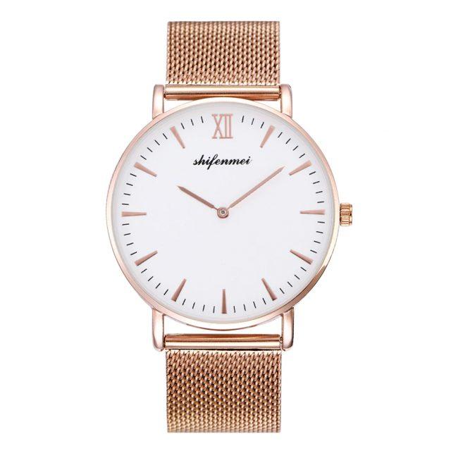 Women's Minimalistic Waterproof Watches