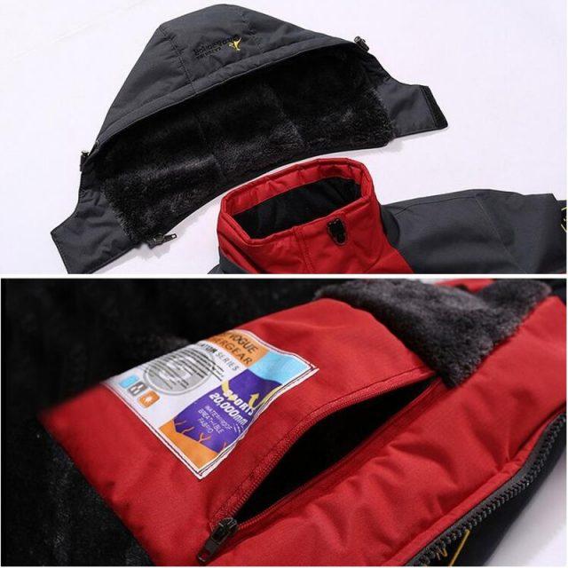 Men's Warm Down Jacket