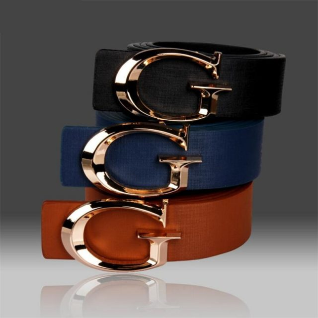 Women's Elegant Leather Belt