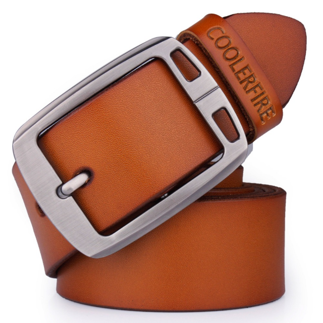Classic Genuine Leather Belt for Men