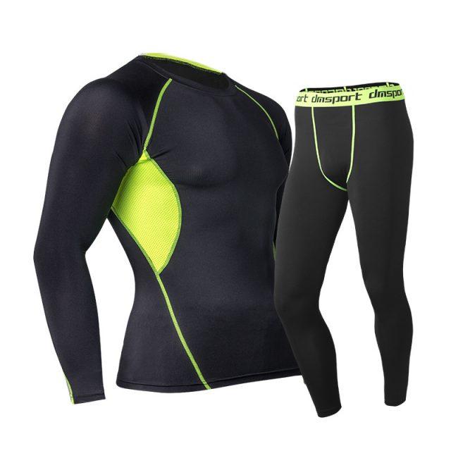 Winter Thermal Underwear Set